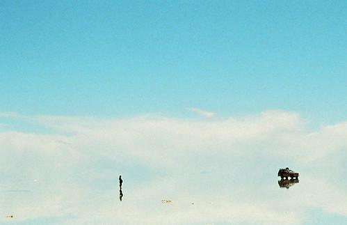Salar de Uyuni, Salt Flat