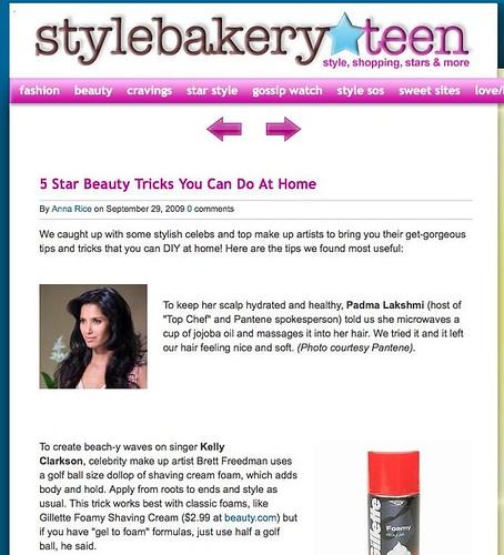 StyleBakery Teen