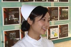 Guangdong 2006 - Visiting a TCM hospital in Foshan