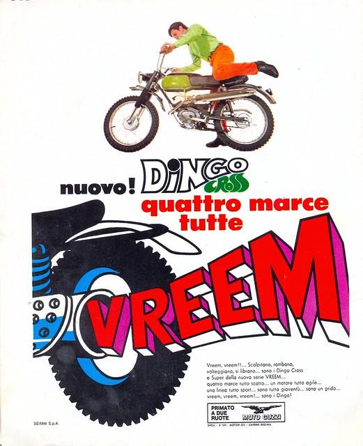 giovani - magazine - retro - 1968