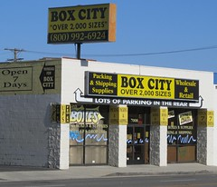 Box City — Canoga Park, California