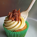 4th of July - BBQ Pulled Pork Cupcake