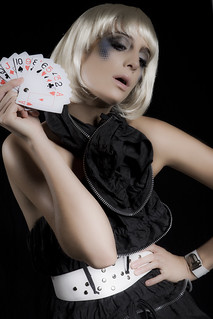 Playing cards - Desfile