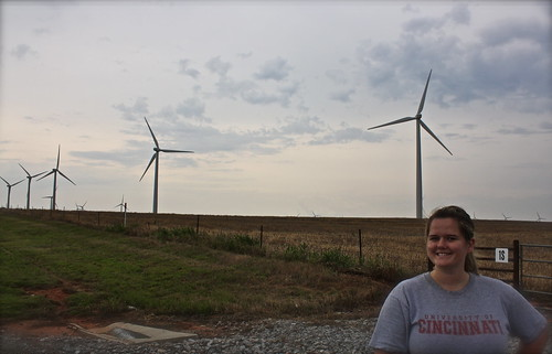 Wind turbines - Oklahoma