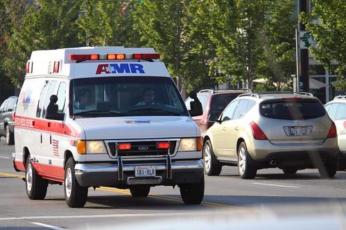 AMR Ambulance, Seattle