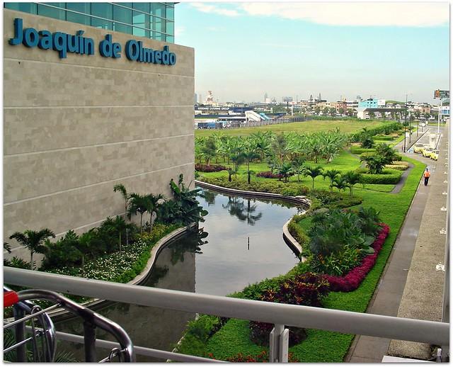 Car Rental Guayaquil Airport Ecuador