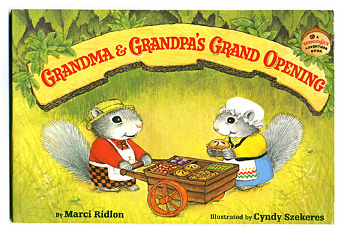 GRANDPA SQUIRRELS