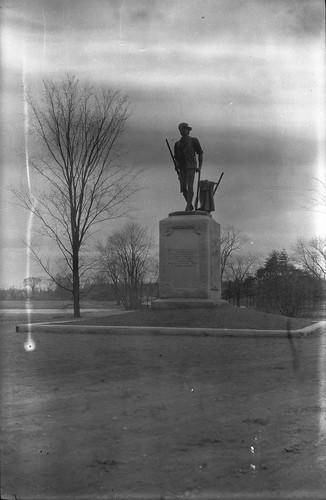 The Concord Minute Man Statue