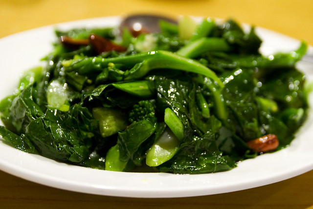 Sauteed Spicy Chinese Broccoli | Flickr - Photo Sharing!