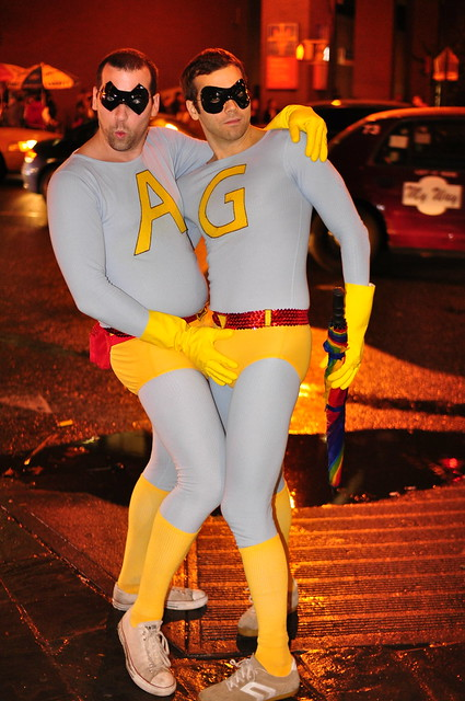 Ambiguously Gay Duo in Chelsea