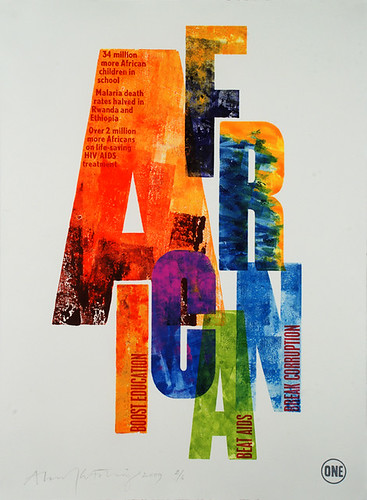 Typography Workshop _ Afr-I-Can