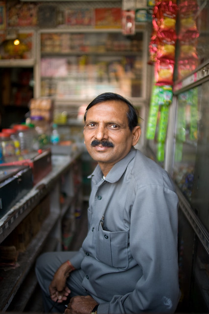 India #31: store manager