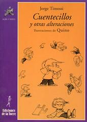 Jorge Timossi, Cuentecillos y otras alteraciones