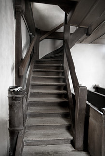Church stair