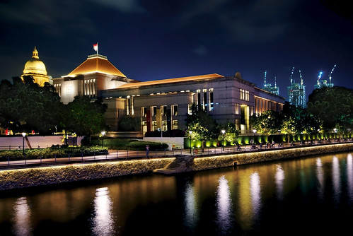 The Parliament House,  Singapore