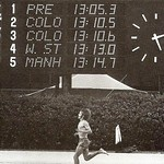 Pre wins NCAA National Championship three mile event, Baton Rouge, June 9, 1973, setting an NCAA record for consecutive titles in the same event (4)