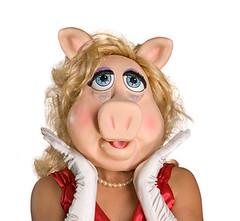ms piggy halloween mask