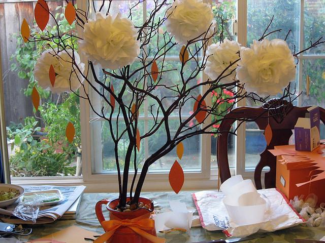 10 diy table decorations junglespirit Images