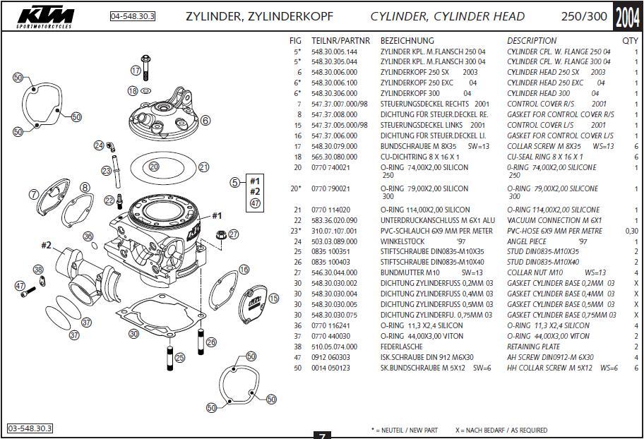 Busco pieza de motor ktm 2004 for Busco alquiler de pieza