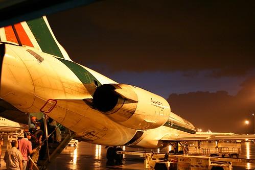 Alitalia, McDonnell Douglas MD-82 (DC-9-82), I-DATD named Savona (cn 53223/2081)