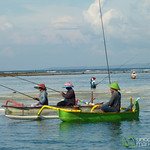 Fishing Near Sanur - Bali, Indonesia