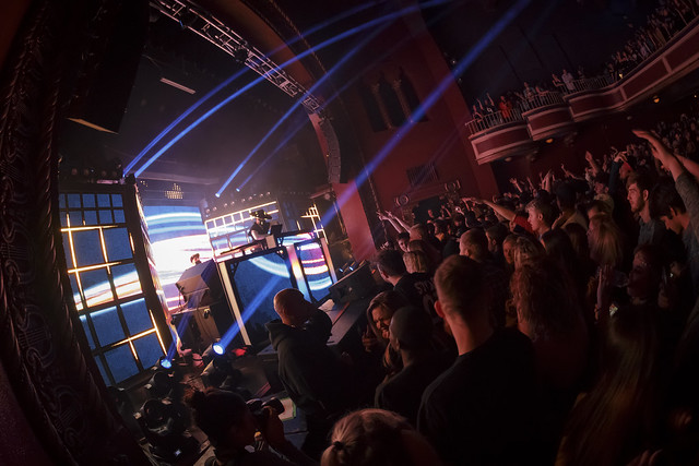 Datsik Ninja Nation Tour 2017