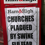 Churches Plagued By Swine Flu Fear