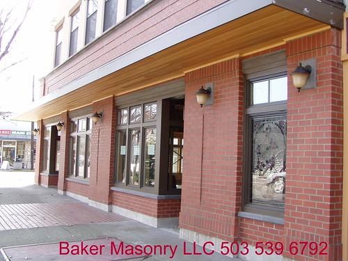 Brick Building(Baker Masonry LLC 503 539 6792)