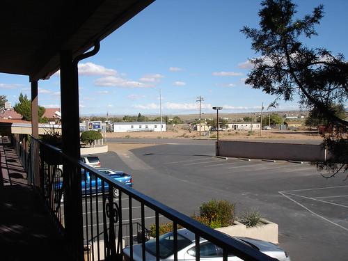 auto arizona usa tree car hotel motel bestwestern bäume kayenta baum wetherillinn