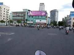 Traffic in Da Nang