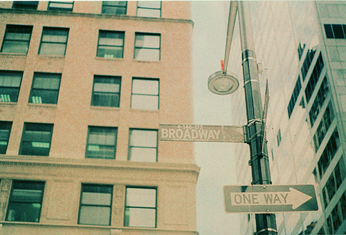 my way, your way, broadway