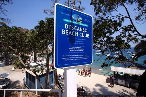 descanso beach club sign    MG 2070