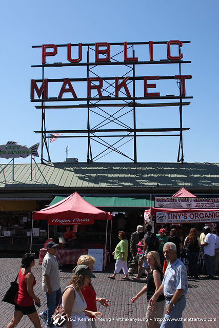 Gnomedex 9 - Pike Place Market