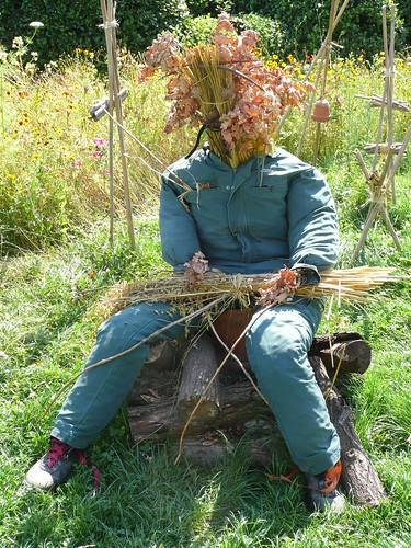 L epouvantail dans tous ses etats blog de la r gie des for Objet pour le jardin