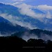 MONSOON MIST OVER  MID  HIMALAYAN  RANGES .- PALAMPUR by HIMALAYAN HERITAGE GALLERY