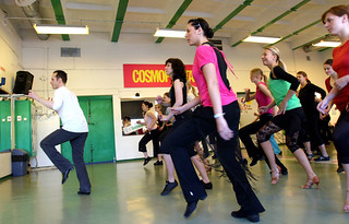 Ballroom Latin Workshop 2007