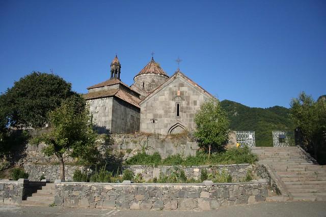 Fotografias estrada Tbilisi até Mosteiro Goshavank passando por Haghpat na Arménia