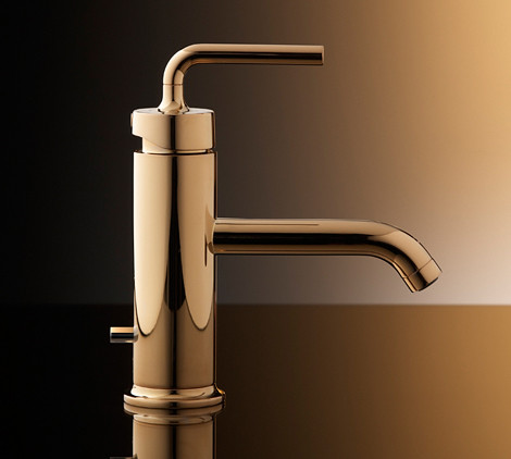 kohler-purist-single-control-lavatory-faucet-polished-gold