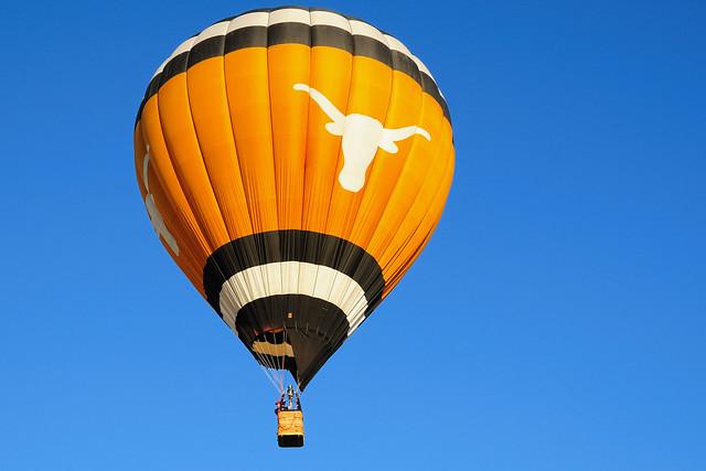 Longhorn Balloon