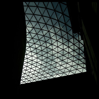 British Museum Roof Square