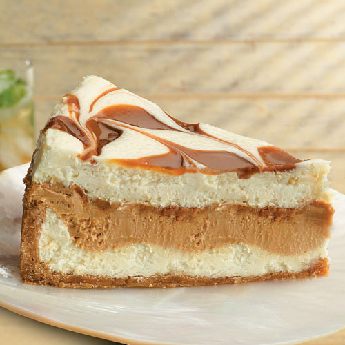 dulce de leche cheesecake recept