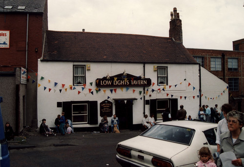 Low Lights Tavern North Shields c.1990s