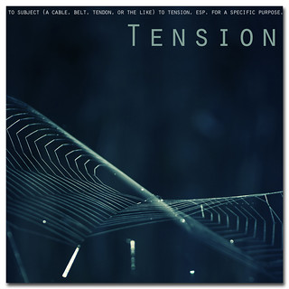 Tension - Dictionary of Image