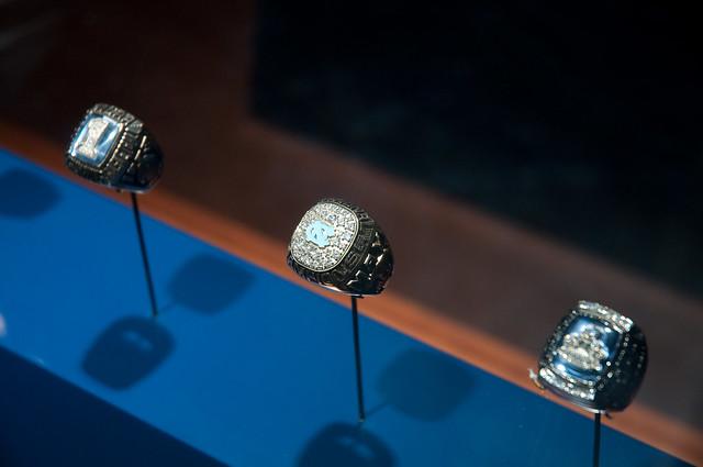Unc Championship Ring