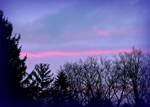 ohio sunrise cleveland ekg kirtland holdenarboretum mondayblues lanterncourt flatlinesonhorizon barelyapulse todaylooksslow