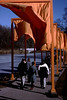 """Christo and Jeanne-Claude, """"The Gates,"""" 2005 by David A. Goldfarb"""