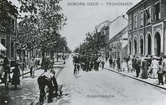Musikkparade i Nordre gate