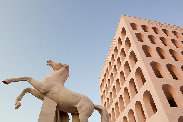 Palazzo della Civiltà Italiana - Roma EUR