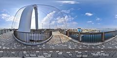 Daishi-bashi bridge