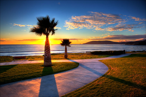california sunset palms pacificocean getty centralcoast hdr shellbeach gettyimages 3xp photomatix abigfave theunforgettablepictures saariysqualitypictures coth5 mimiditchie